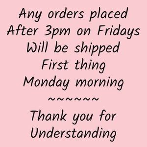 Accessories - 💕IMPORTANT SHIPPING INFORMATION💕
